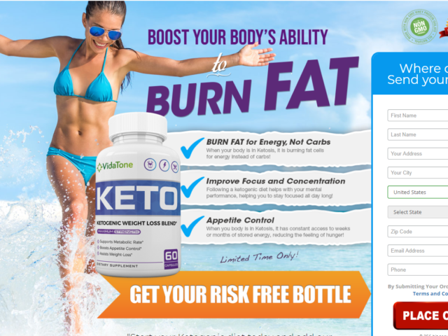 Vida Tone Keto Diet Reviews – VidaTone Keto Side Effects, Price, Ingredients