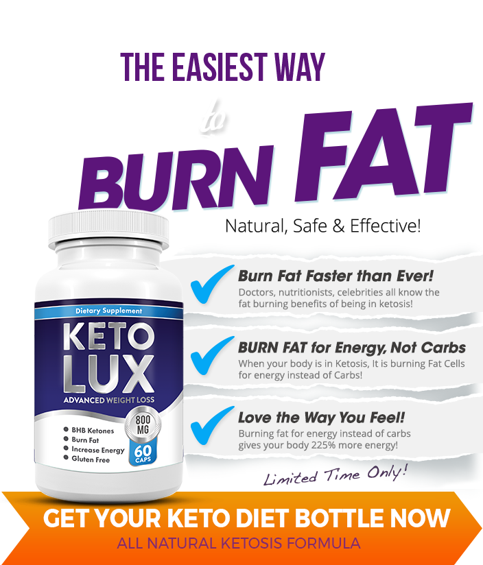 Keto-Lux Diet Shark Tank Reviews - The Easiest Way To Burn Fat